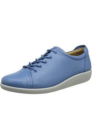 Hotter Damen Dew Oxfords, (French Blue 309)