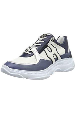 Högl Damen HOGLSPHERE Sneaker, Mehrfarbig (Bla