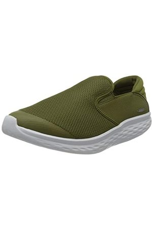 Mbt Herren Modena Slip On M Sneakers, (Military 125y)