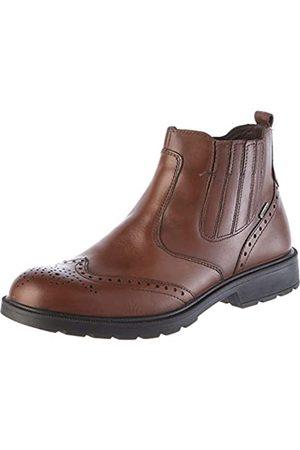IGI&CO Herren Uomo Gore-tex-41016 Chelsea Boots, (Marronscuro 4101622)