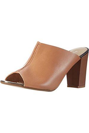 Gardenia Damen Slippers on Heel Pantoffeln, (vaquetta Tan)
