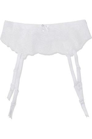 Palmers Damen Ornamental Lace Srumpfbandgürtel Strumpfhalter