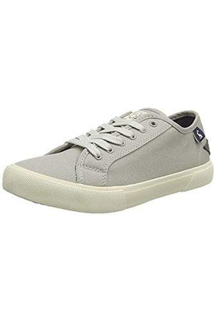 Tom Joule Damen Coast Pump Sneaker, (Light Grey Ltgrey)