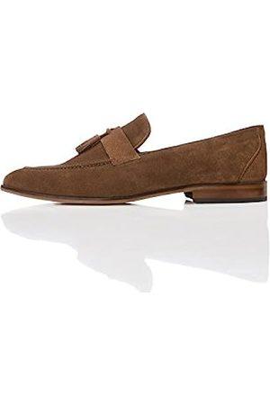 FIND Andrews, Herren Loafers, (Chocolate)