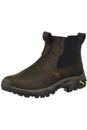Merrell Herren Moab Adventure Chelsea PLR Waterproof Trekking- & Wanderstiefel, (Brown)