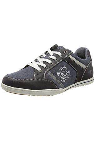 TOM TAILOR Herren 805100330 Sneaker, (Navy 00003)
