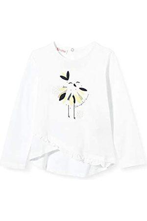 Brums Baby-Mädchen T-Shirt Jersey Con Appl. Langarmshirt