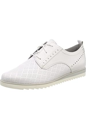 Be Natural Damen 23740 Brogues, (white)