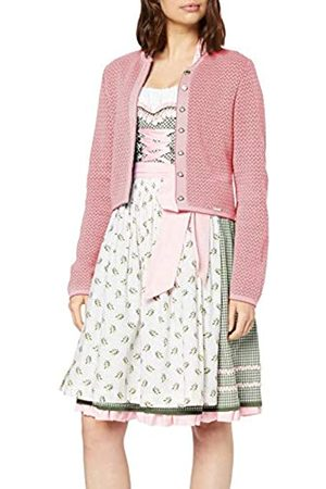 Giesswein Strickjacke Nicoletta - edle Jacke aus 100% Merinowolle, taillierte Strickweste für Damen, extra weich und atmungsaktiv, süße Dirndljacke mit Knöpfen