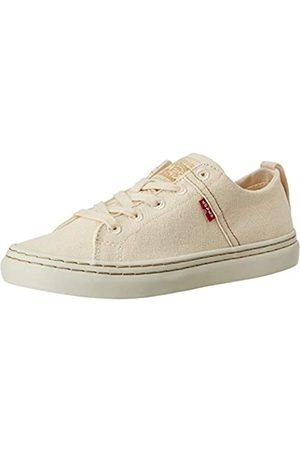 Levi's Damen Global Vulca-Low_s Sneaker, (Regular White 51)