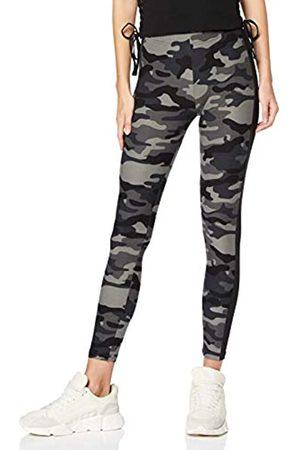 Urban classics Damen Ladies Camo Stripe Leggings
