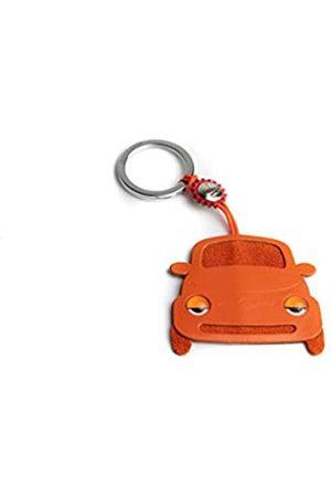 Dallaiti Design Schlüsselanhänger aus Pigmentiertes Leder
