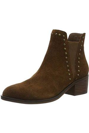 Steve Madden Damen Cade Bootie Chelsea Boots, (Brown Suede 205)