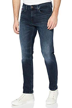 Tommy Hilfiger Herren Austin Slim Tapered Wlblk Straight Jeans