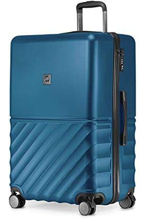 Hauptstadtkoffer Boxi - Hartschalen-Koffer Koffer Trolley Rollkoffer Reisekoffer 4 Rollen, TSA, 75 cm