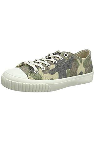Sneaky Steve Damen Swing Low Sneaker, Mehrfarbig (Camo 5f9611)