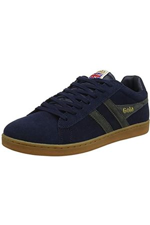 Gola Herren Equipe Suede Sneaker, (Navy/Ash/Gum Ae)