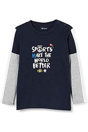 Brums Baby-Jungen T-Shirt Jersey Ins. Langarmshirt