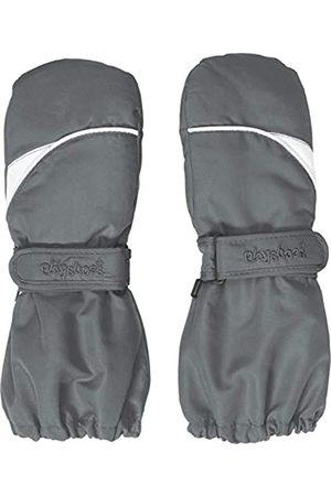 Playshoes Kinder Fäustlinge mit Thinsulate-Technik und und langem Schaft warme Winter-Handschuhe mit Klettverschluss
