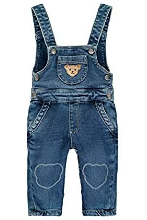 Steiff Jungen Jeanslatzhose Jeans