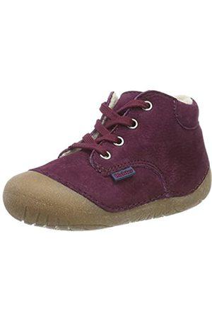 Richter Kinderschuhe Baby Mädchen Richie Sneaker, (Burgundy 7610)