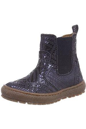 Bisgaard Mädchen 50702218 Chelsea Boots, (623 Navy Metal)