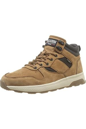 Palladium Herren AX_EON Army R MID LTH Sneaker, (Mahogany 819)