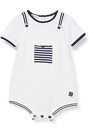 Brums Baby-Jungen Compl.2 Pz.Tricot Salopette Corta Bekleidungsset