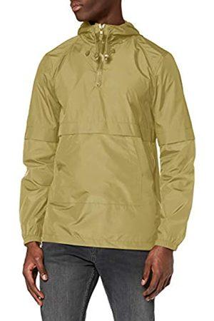 FIND Amazon-Marke: Herren Windbreaker Jacke mit Kapuze, S