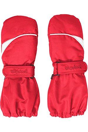 Playshoes Kinder-Unisex Skifäustlinge Skihandschuhe Thinsulate warme Winter-Handschuhe mit Klettverschluss