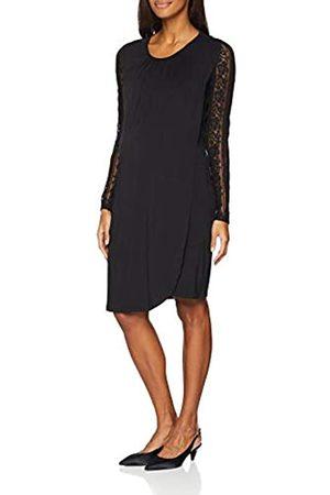 Mama Licious Damen MLKIRSTEN IRIS L/S Jersey ABK Dress NF. Kleid