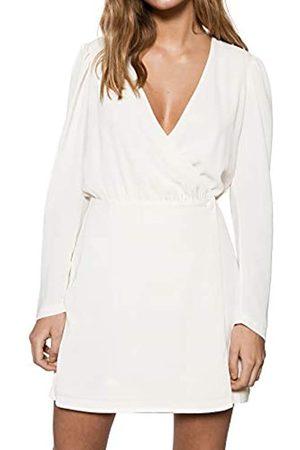 Ivyrevel Damen Woven Wrap Mini Dress Kleid