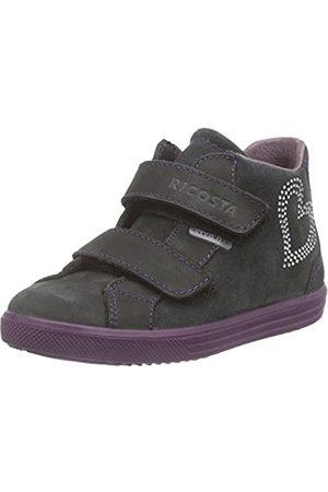 Ricosta Masira, Mädchen Sneakers, (grigio 485)