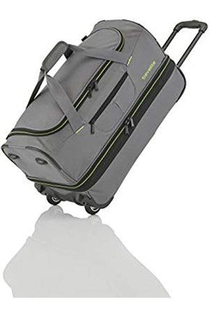 Elite Models' Fashion Basics Trolley Reisetasche auf Rollen 55cm, erweiterbar auf 64 Liter Volumen, in drei Farben Reise-Henkeltasche, 55 cm