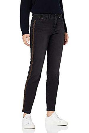 Mac Damen Dream Velvet Chain Slim Jeans