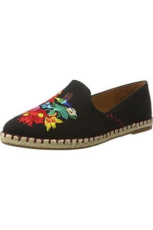 Nine West NWUNRICO9, Damen Niedrig, (Black Multi)