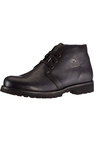 Panama Jack Bota Panama Igloo Herren Warm gefüttert Desert Boots Kurzschaft Stiefel & Stiefeletten, (Black)