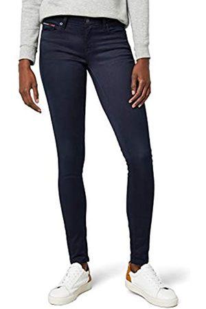 Tommy Hilfiger Damen Mid Rise Nora Skinny Jeanshose (BOOGIE BLUE Stretch 980)