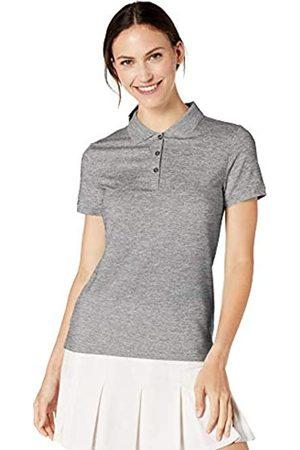 Amazon Damen-Poloshirt mit kurzen Ärmeln