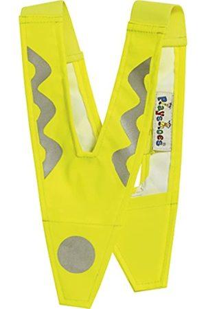 Playshoes Kinder 541720 Sicherheitskragen, Kinderwarnweste, Sicherheits-Reflektor, Größe S