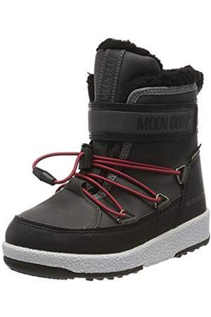Moon Boot Moon-boot Jungen Jr Boy Boot Wp Schneestiefel, (Grigio 002)