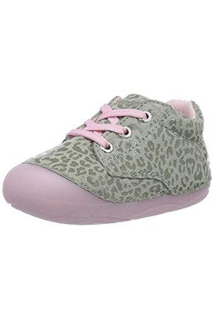 Lurchi Baby Mädchen FLIA Sneaker, (Grey Rose 25)