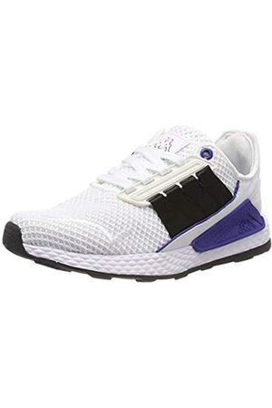 Kappa Unisex-Erwachsene Inspection Sneaker, (White/Blue 1060)
