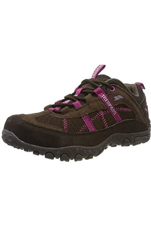 Trespass Damen Fell Trekking- & Wanderhalbschuhe, (Coffee COF)
