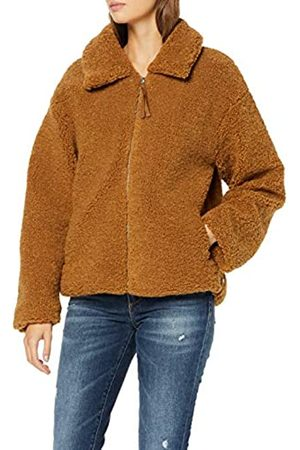 True Religion Damen Teddy Jacket Jacke