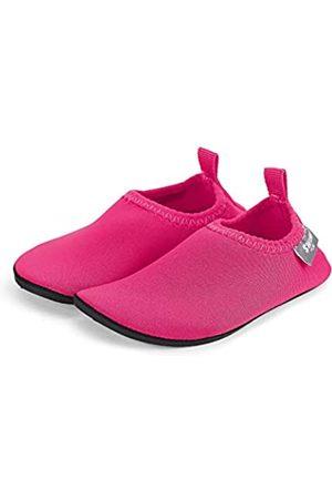 Sterntaler Mädchen Aqua Schuhe, Pink (Magenta 745)