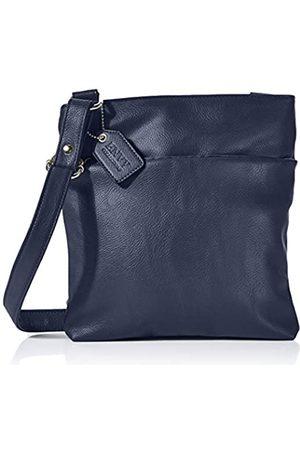 N.V. Bags Damen Nv213 Schultertasche