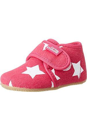 Living Kitzbühel Unisex Baby Babyklettschuh Sterne Hausschuhe