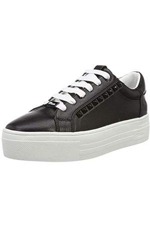TOM TAILOR Damen 6996101 Sneaker, (Black 00001)