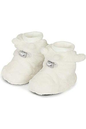 Sterntaler Unisex Baby Schuh Stiefel, (Ecru 908)